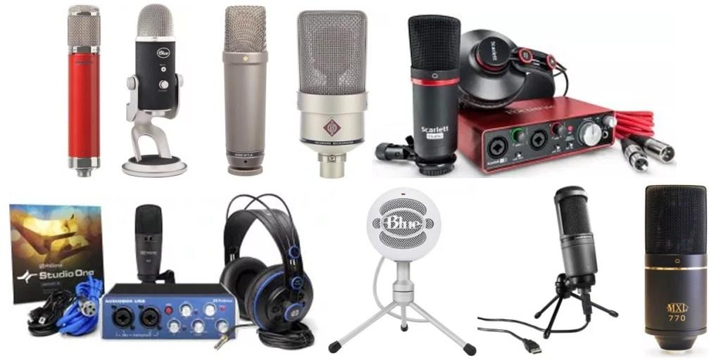 التعليق الصوتي و معدات التعليق الصوتي